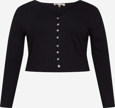 ABOUT YOU Curvy Shirt 'Selena' in schwarz, Produktansicht