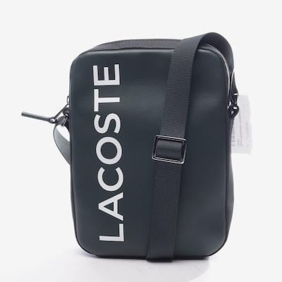 LACOSTE Schultertasche / Umhängetasche in One Size in dunkelgrün, Produktansicht