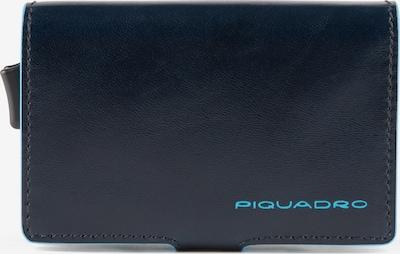 Piquadro Kreditkartenetui in blau, Produktansicht