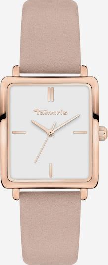 TAMARIS Uhr in rosegold / rosa / weiß, Produktansicht
