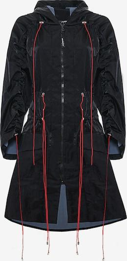 MONOSUIT Regenmantel 'DRAIN' in schwarz, Produktansicht