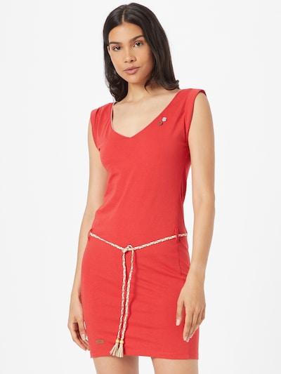 Ragwear Kleid 'Slavka' in rot, Modelansicht