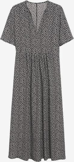 MANGO Kleid 'Fibicer-i' in schwarz / weiß, Produktansicht
