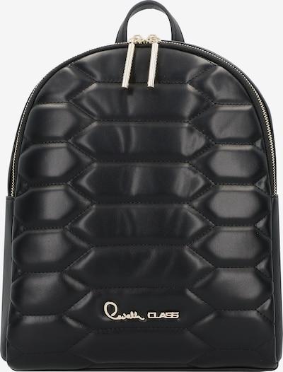 roberto cavalli Myra City Rucksack Leder 33 cm in schwarz, Produktansicht