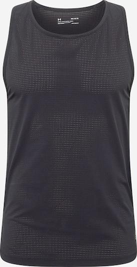 UNDER ARMOUR Sporta krekls 'Run Anywhere' melns / balts, Preces skats