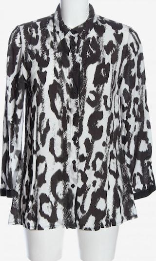 Ancora Langarmhemd in M in schwarz / weiß, Produktansicht