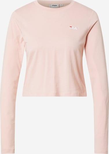 FILA Shirt 'Eaven' in pfirsich / hellrot / weiß, Produktansicht