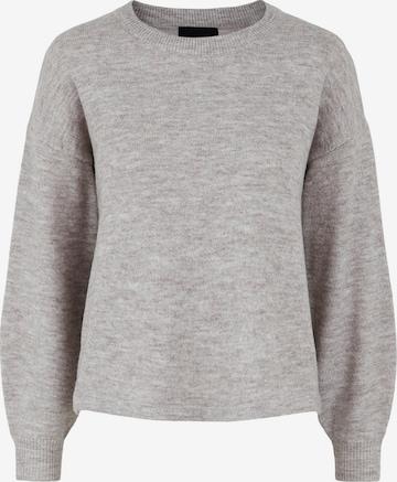 PIECES Pullover 'Cindy' i grå