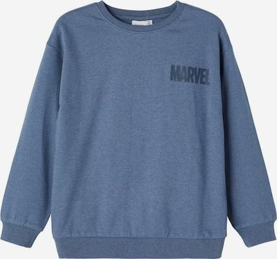 NAME IT Sweatshirt in blau / grau / weiß, Produktansicht