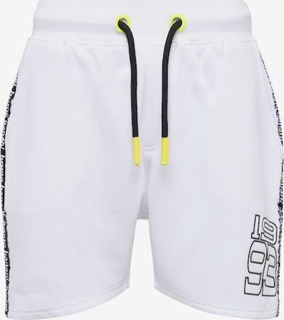 BRUNO BANANI Shorts in weiß, Produktansicht