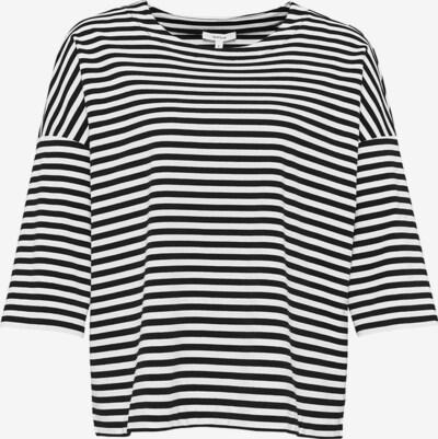 OPUS Shirt in schwarz / weiß, Produktansicht
