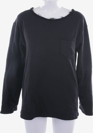 HELMUT LANG Sweatshirt  in XS in schwarz, Produktansicht