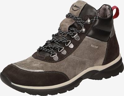 SIOUX Boots 'Radojka ' in umbra / grau / schwarz / weiß, Produktansicht
