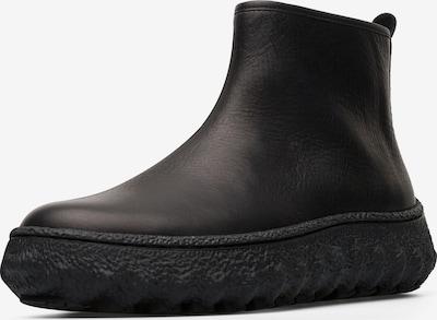CAMPER Enkellaarsje ' Ground ' in de kleur Zwart, Productweergave