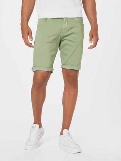TOM TAILOR Džínsy 'Josh' - zelená, Model/-ka