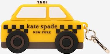 Kate Spade Prívesky na kľúče - Žltá