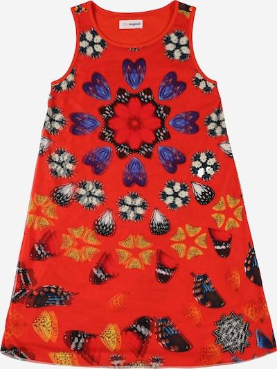 Desigual Kleid in mischfarben / rot, Produktansicht