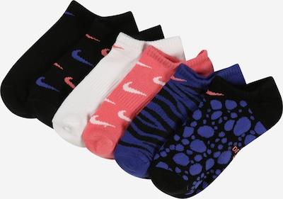 Șosete Nike Sportswear pe lila / roz / negru / alb, Vizualizare produs