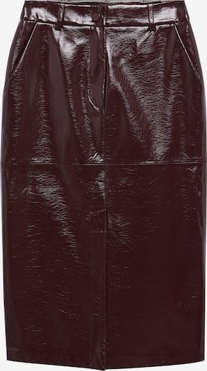 MANGO Rock 'Boli' in rubinrot, Produktansicht