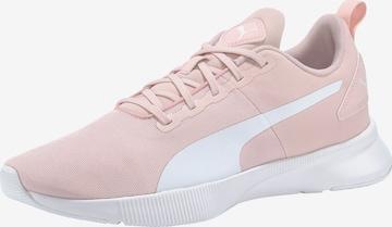 Chaussure de course 'Flyer' PUMA en rose