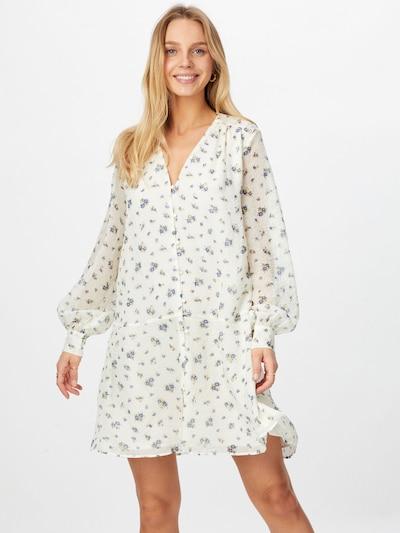 Rochie tip bluză 'Jetta' Samsoe Samsoe pe navy / galben / verde / alb natural, Vizualizare model