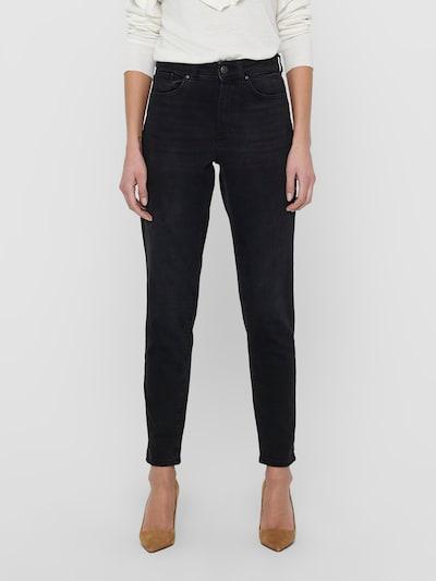 ONLY Jeans 'VENEDA' en black denim, Vue avec modèle