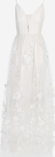 APART Hochzeitskleid mit 3-D-Blüten in creme, Produktansicht