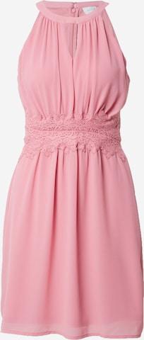 VILA Kleit 'MILINA', värv roosa
