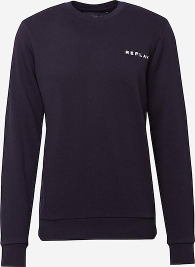 REPLAY Sweatshirt in schwarz, Produktansicht