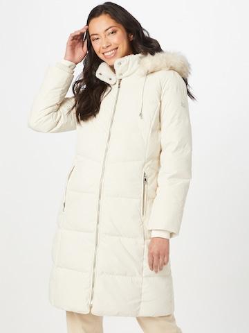 Lauren Ralph Lauren Overgangsfrakk i hvit