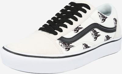 Sneaker bassa 'ComfyCush Old Skool' VANS di colore borgogna / nero / bianco, Visualizzazione prodotti