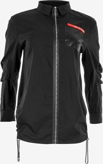 HELMIDGE Hemdbluse in schwarz, Produktansicht