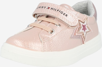 TOMMY HILFIGER Sneaker in gold / hellpink, Produktansicht