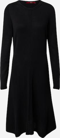 melns s.Oliver Adīta kleita
