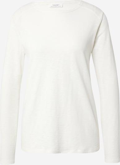 Tricou Marc O'Polo DENIM pe alb, Vizualizare produs