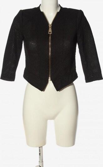 Drole de copine Blusenjacke in S in schwarz, Produktansicht