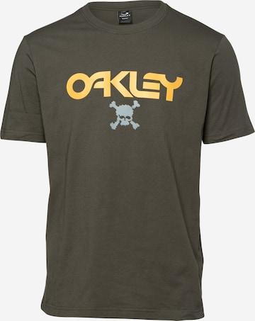 zaļš OAKLEY Sporta krekls