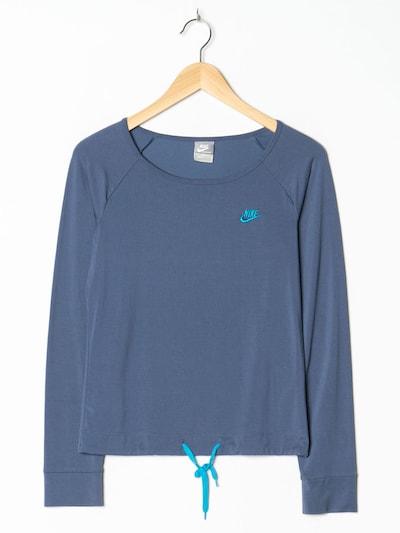 NIKE T-Shirt in S in enzian, Produktansicht