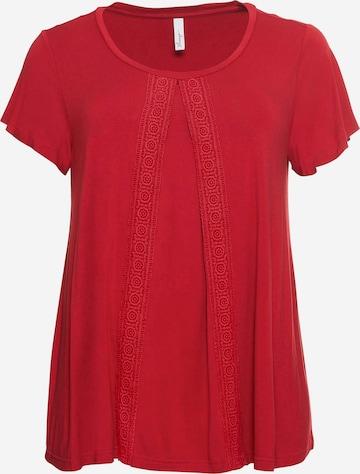 SHEEGO Särk, värv punane