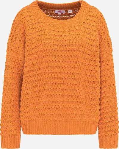 MYMO Pullover in dunkelorange, Produktansicht