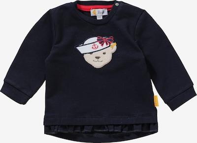 STEIFF Sweatshirt in beige / dunkelblau / braun / rot / weiß, Produktansicht