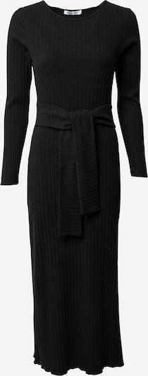 ABOUT YOU Kleid 'Victoria' in schwarz: Frontalansicht