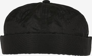 Casquette Flexfit en noir