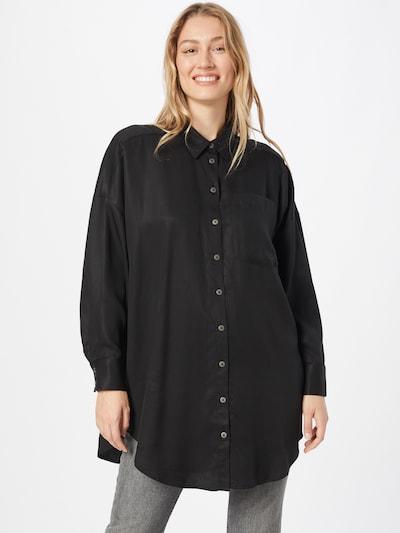 OBJECT Μπλούζα 'Tilda' σε μαύρο, Άποψη μοντέλου