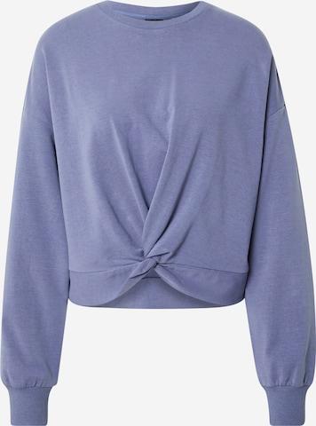 4F Sweatshirt in Lila
