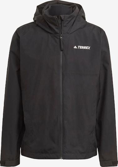 adidas Terrex Outdoorjas in de kleur Zwart, Productweergave