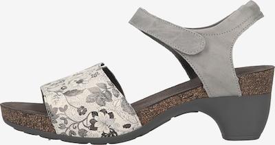 THINK! Sandalen in grau, Produktansicht