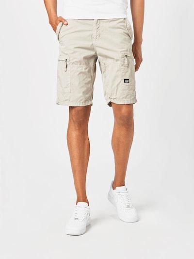 JACK & JONES Shorts 'Noah' in beige, Modelansicht