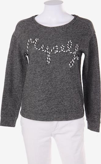 Bershka Sweatshirt & Zip-Up Hoodie in S in Black, Item view