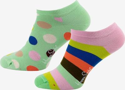 Happy Socks Socken in hellgrün / mischfarben, Produktansicht